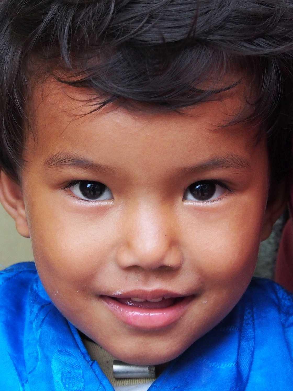 Cel mai frumos copil din lume