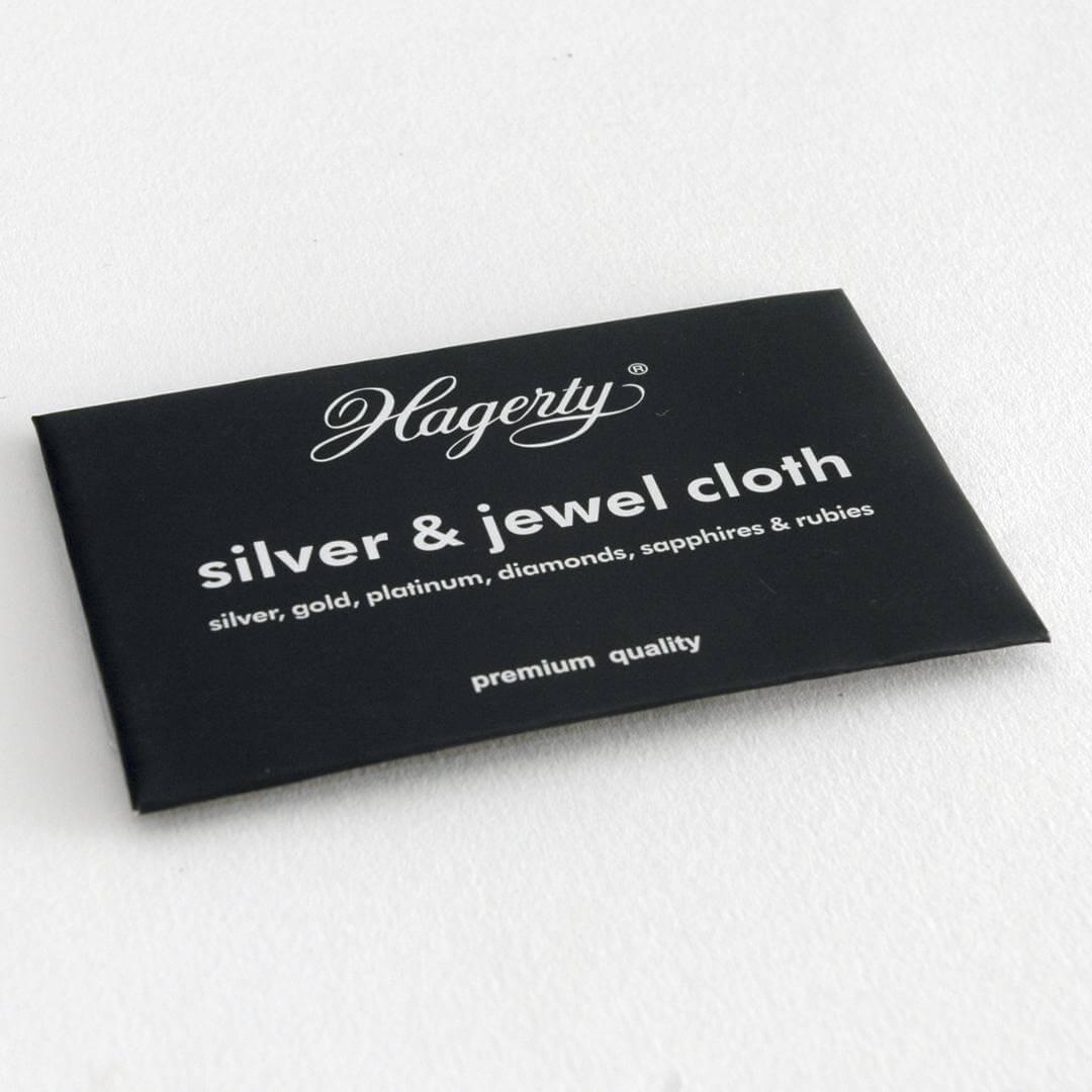 Lavetă pentru curățarea bijuteriilor
