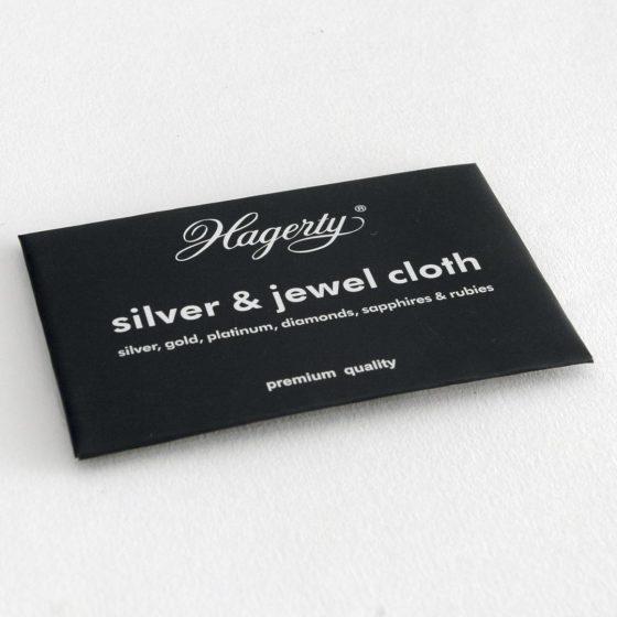laveta speciala pentru curatarea argintului
