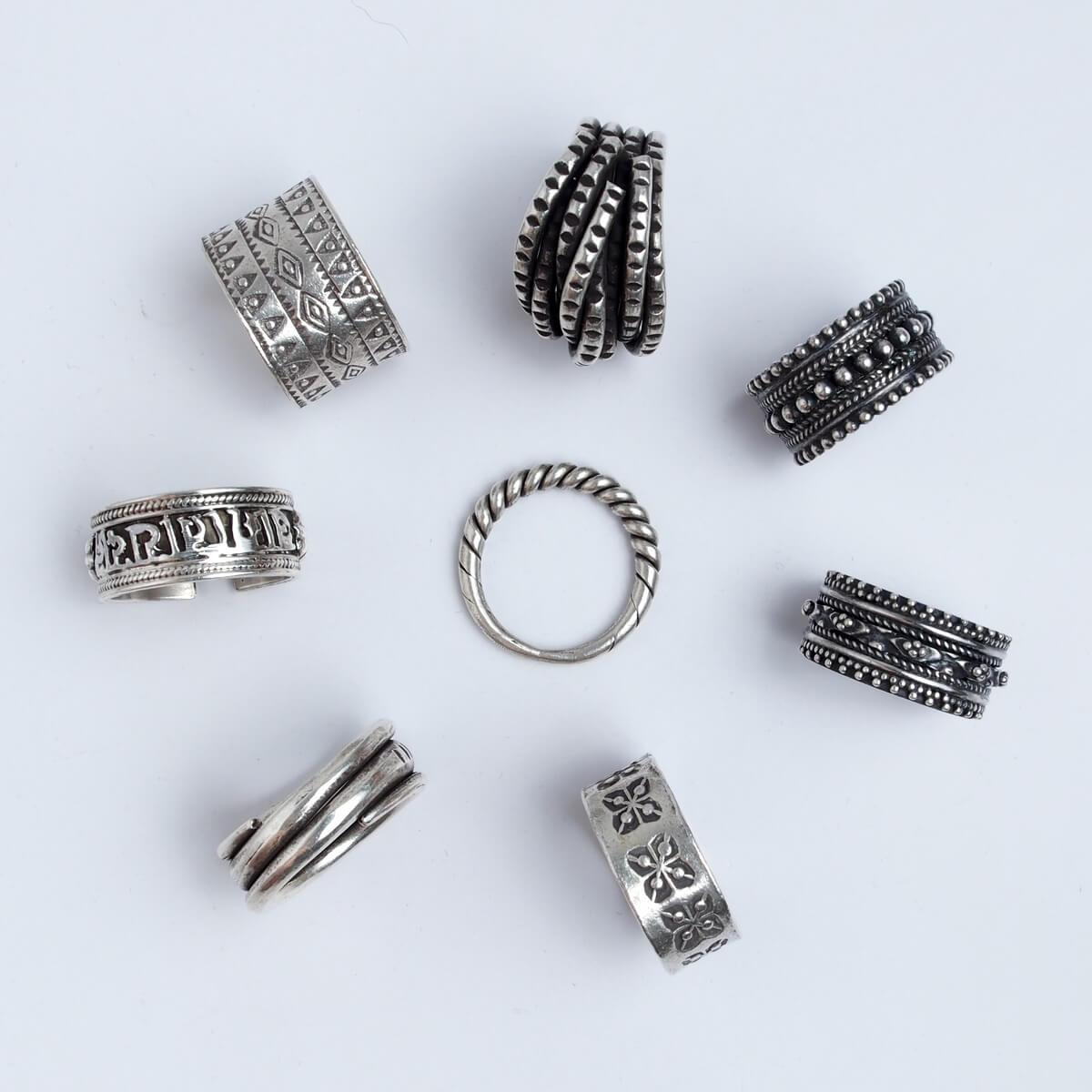 inele thailandeze argint antichizat