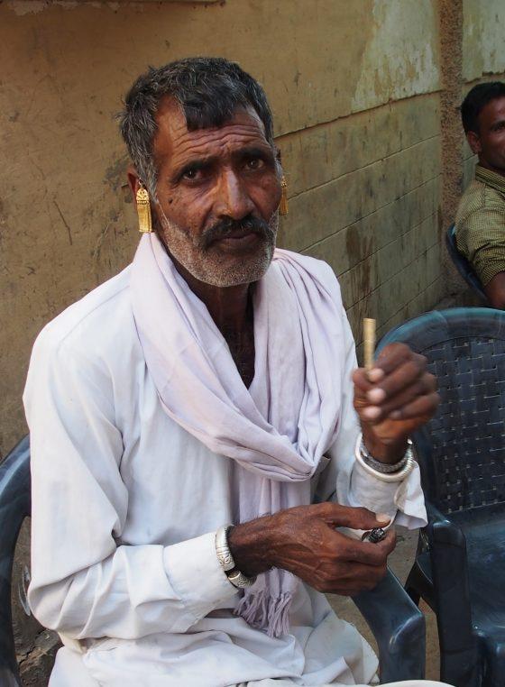 traditii in portul indian la barbati