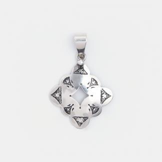 Amuletă din argint Khaimas, Niger