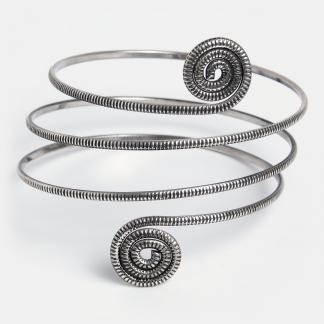 Brățară de argint pentru braț Penchaddar, India