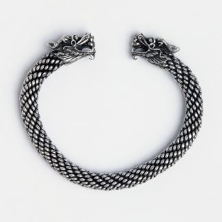 Brățară dragoni argint unicat Khong Naga, Thailanda