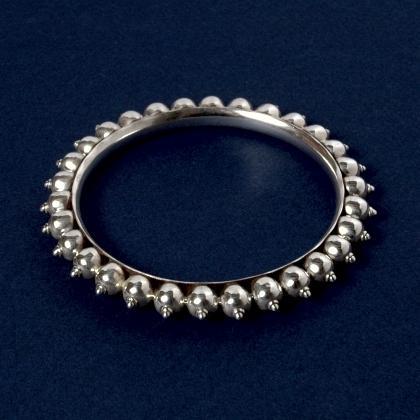 Brățară indiană argint