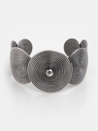 Brățară spirale din argint Rathana, Thailanda