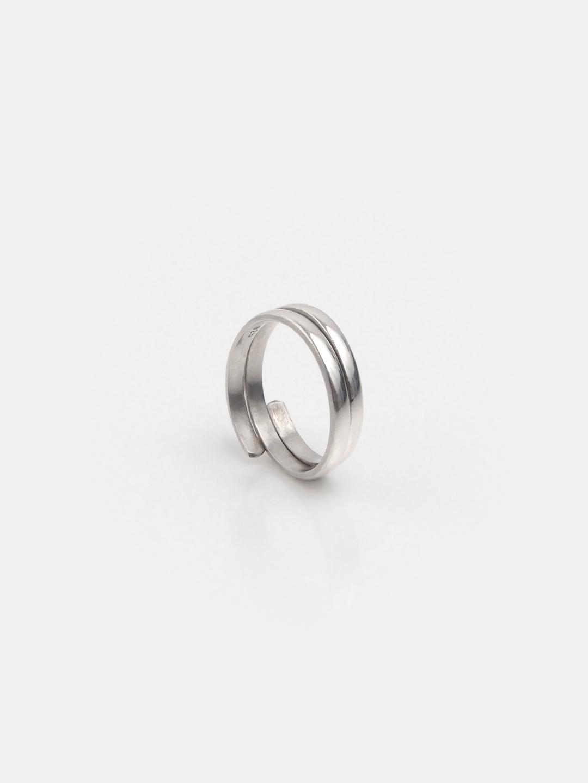 Inel de argint pentru picior sau degetul mic Holi, India