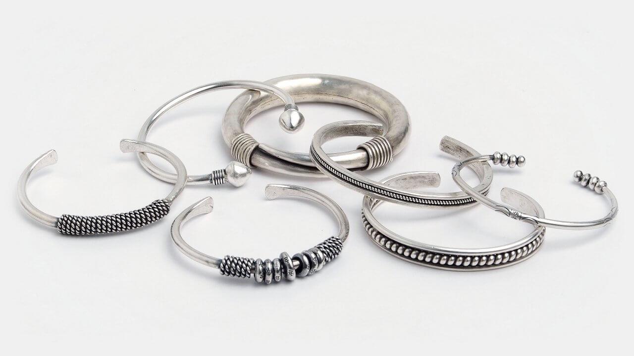 Brățări argint Thailanda