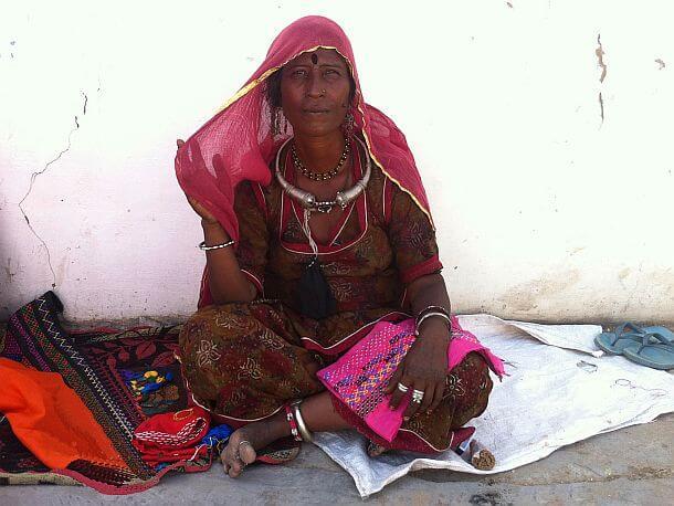 Bijuterii indiene argint