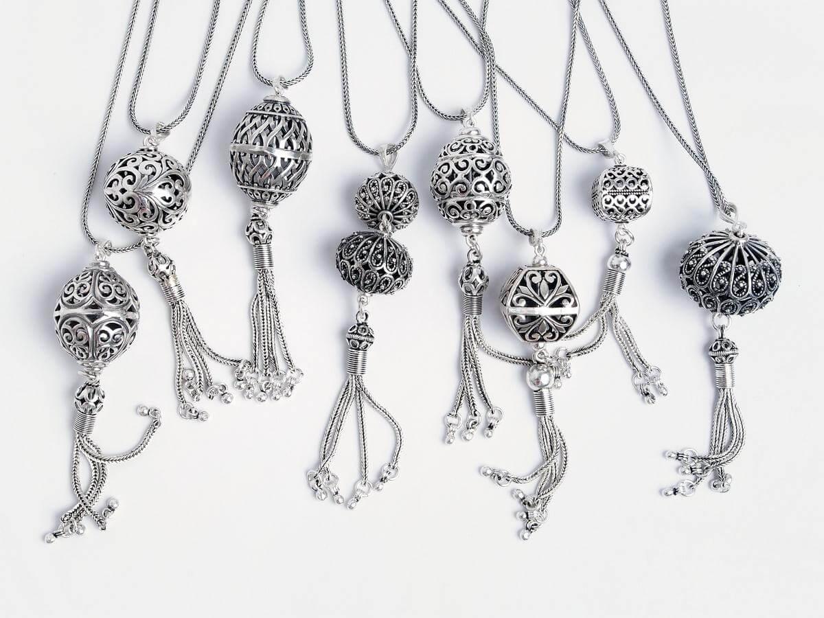 ciucurași argint Indonezia