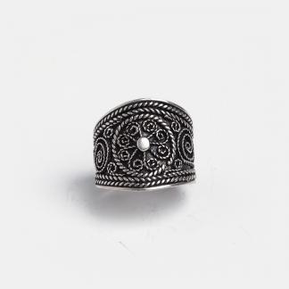 Inel din argint Erfoud, Maroc