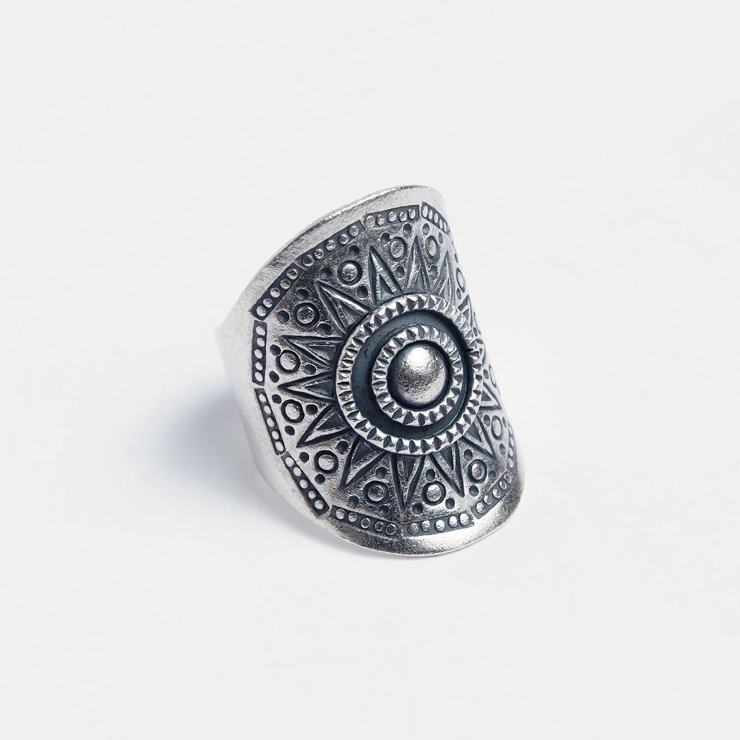 Inel argint reglabil Dywat, Thailanda