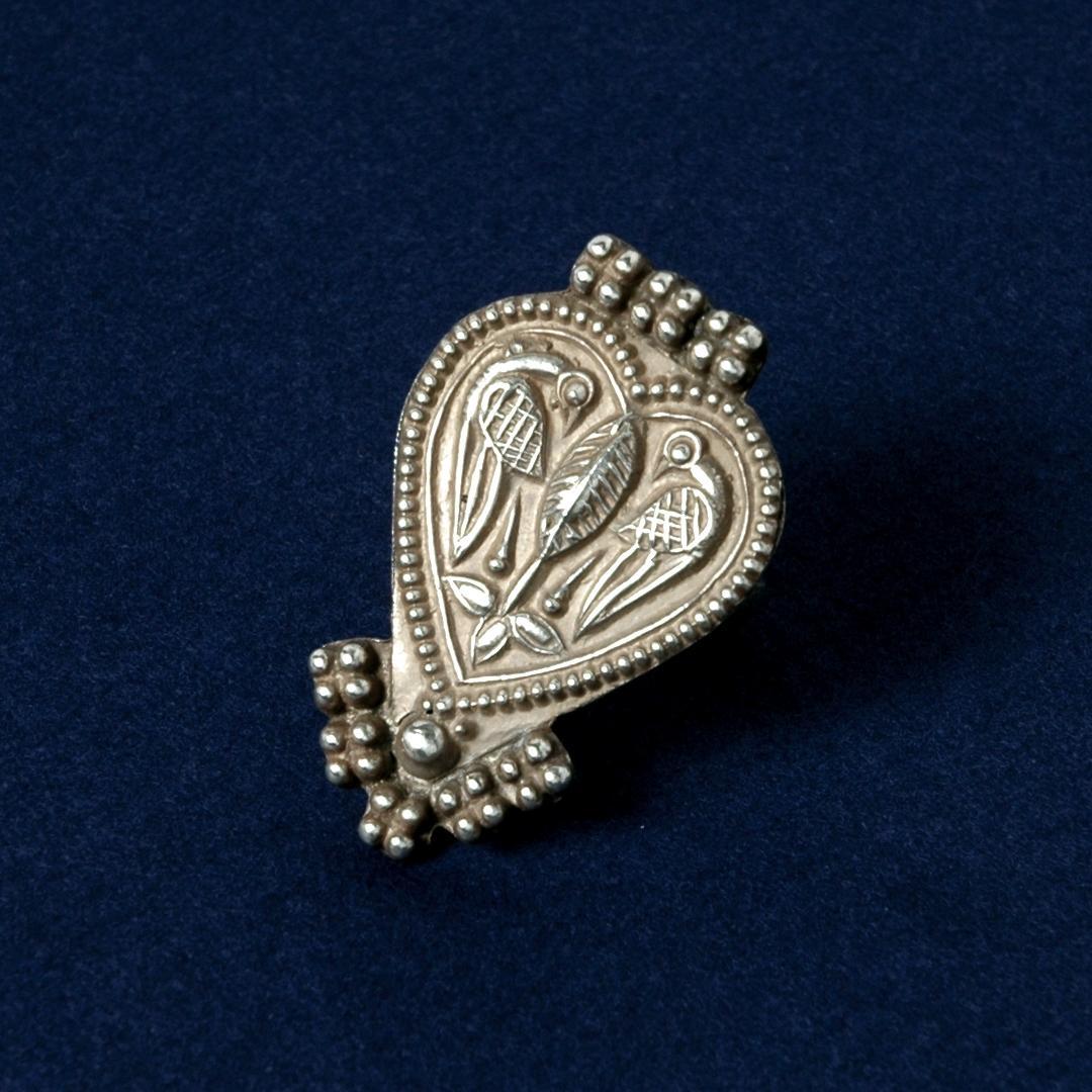 Inel indian argint