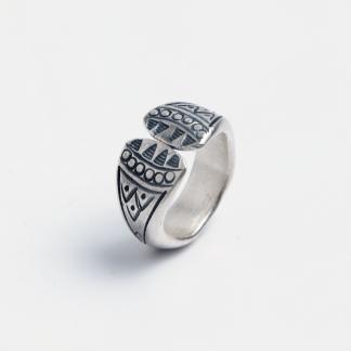 Inel Ying, argint, Thailanda