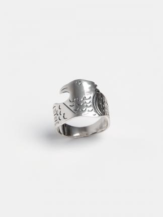 Inel acvilă argint Phareeh, Thailanda