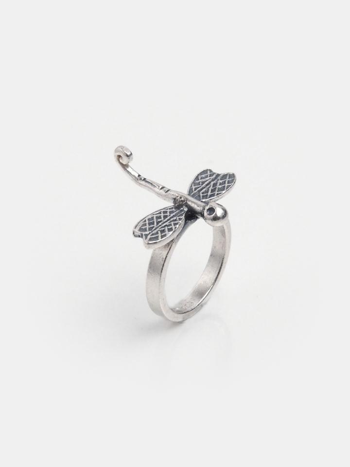 Inel libelulă argint Sunya, Thailanda