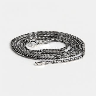 Lanț din argint Chang, 60 cm, Thailanda