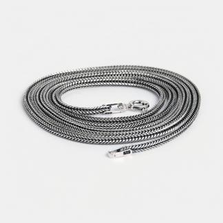 Lanț din argint Chang, 70 cm, Thailanda