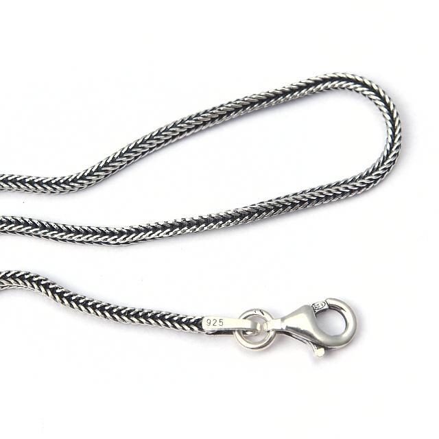 Lanț argint, grosime medie, 60 cm, Thailanda