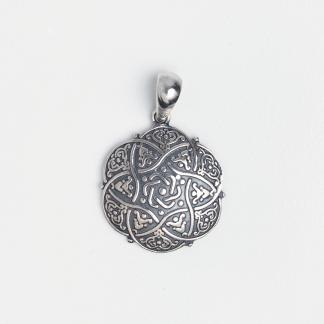 Pandantiv de argint Mahal, India