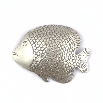 Pandantiv argint, pește, Thailanda
