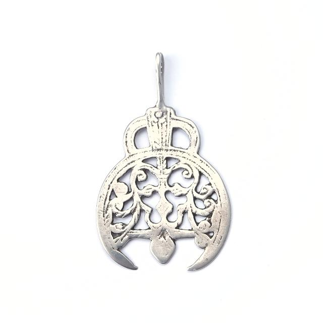 Pandantiv argint Salahat, Tunisia, sec. XX