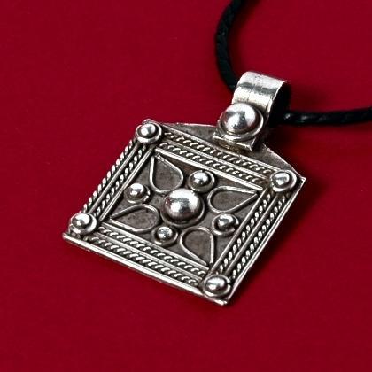 Pandantiv berber argint