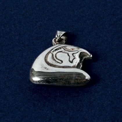 Pandantiv egiptean Horus, argint