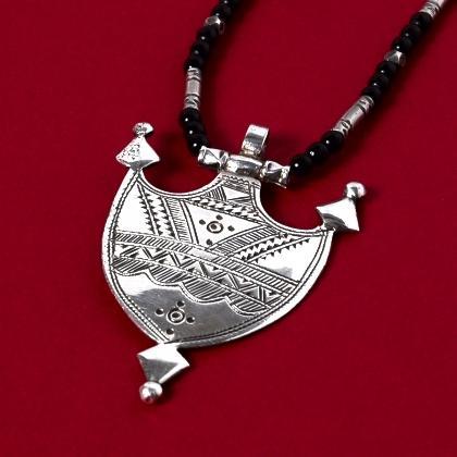 Pandantiv tuareg argint