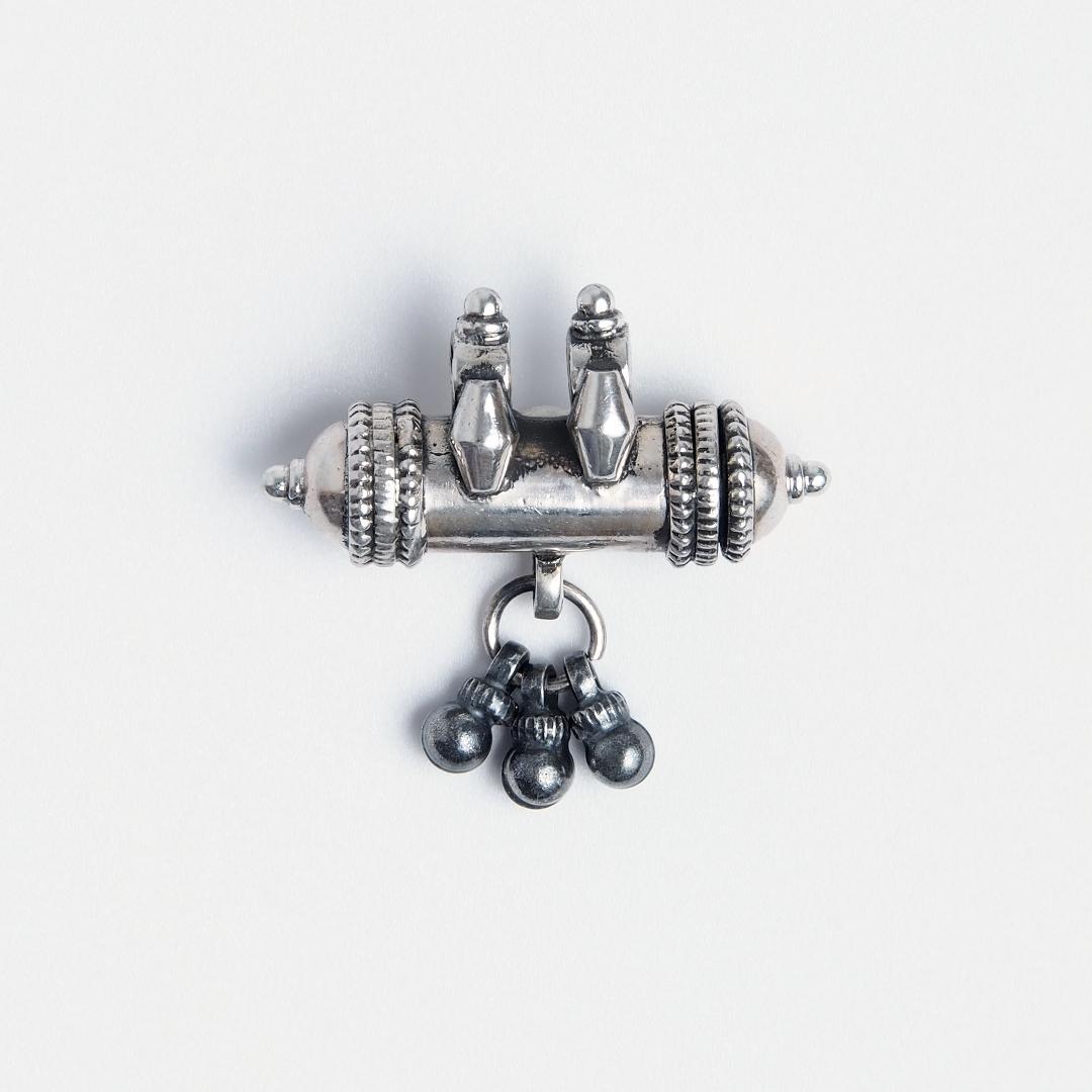 Talisman din argint Tokaree, India