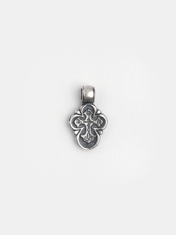 Cruciuliță bizantină din argint